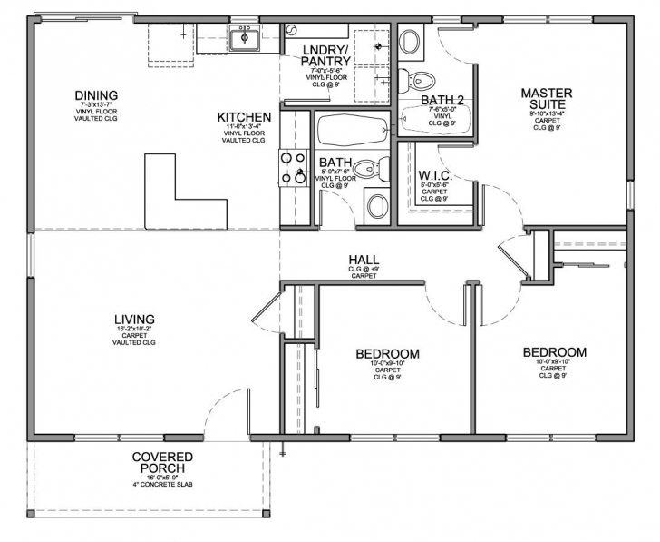 Amazing 100 Bedroom Designs That Will Inspire You   Bedrooms, House And Simple House Plan With 3 Bedrooms Picture