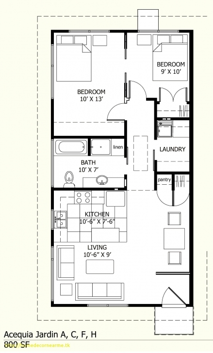 Amazing 600 Sq Ft House Plans 2 Bedroom Updated For Rent Near Me Stuning 2 Bedroom House Plans Image
