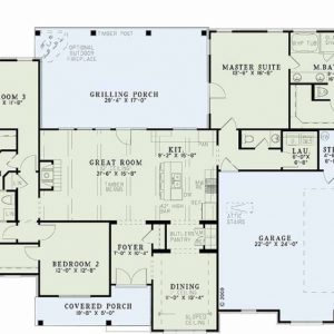 Floor Plans For A 1550 Square Foot House