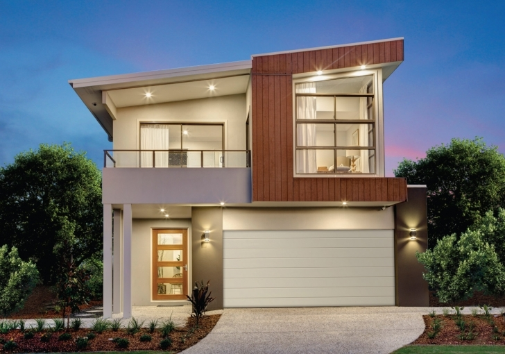 Amazing House: Double Storey House Plans With Balcony Double Story House Designs In Pakistan Pic
