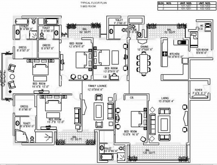 Amazing House Plan Bedroom House Plans Us Gallery Including Modern 5 Designs 5 Bedroom Bungalow Plan Picture