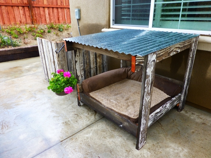 Amazing How To Build A Simple Dog House Pallet Dog House Diy Pictures | Best Dog House Designs Simple Photo