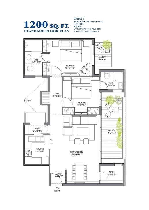 Amazing Indian House Design And Floor Plan Unique 1200 Square Foot House Indian House Floor Plans For 1200 Sq Ft Photo