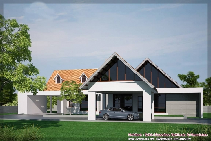 Amazing Single Floor House Designs - Kerala House Planner Kerala Style Single Floor House Images Picture