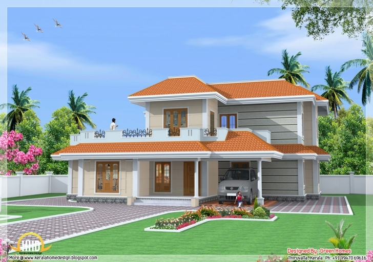 Amazing Storey India House Kerala Home Design Floor Plans - Building Plans Indian Model Houses Photos Image