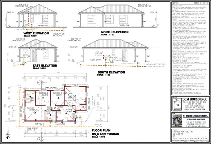 Astonishing Home Architecture: Download South African Bedroom House Plans South African 3 Bedroom House Plans Picture