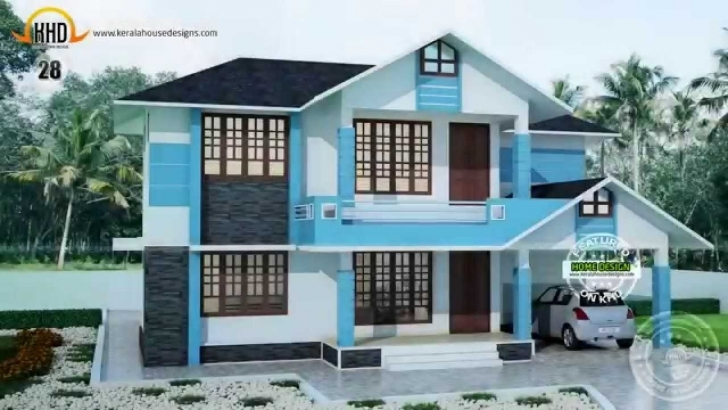 Astonishing House Designs Of March 2014 - Youtube Kerala House Designs March 2017 Picture