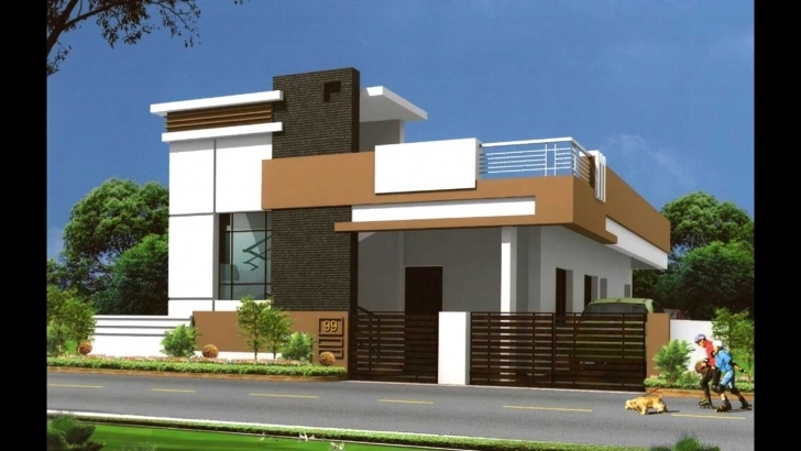 Astonishing Incredible Home Elevation Inspirations Also Enchanting Design For Ground Floor Elevation Image