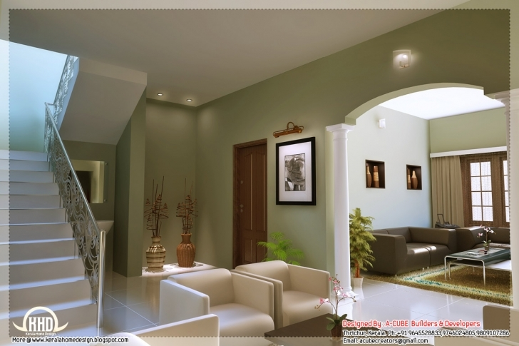 Astonishing Kerala Style Home Interior Designs Kerala Home Design And Floor House Designs Indian Style Inside Pic