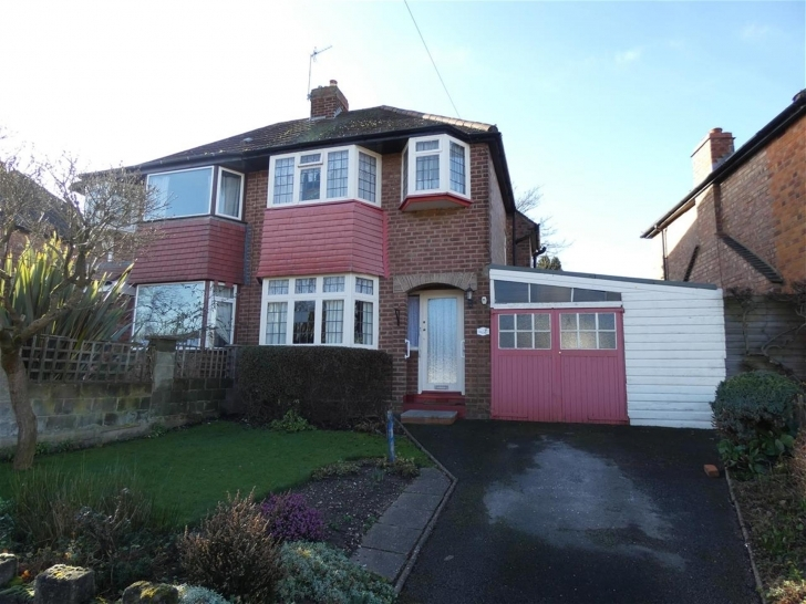 Awesome 3 Bedroom Semi-Detached House For Sale In Birmingham, B26 3 Bedroom House For Sale In Birmingham Pic