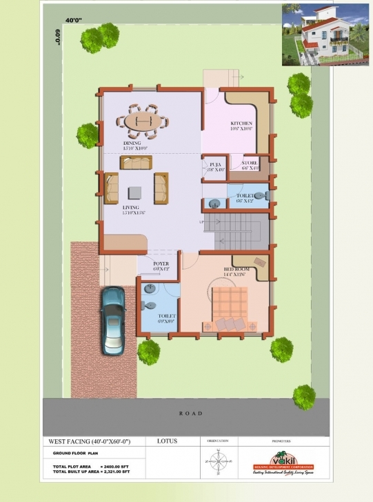Awesome 40×60 Floor Plans Awesome Vastu Home Plan For West Facing Plot Indian Vastu House Plans For 40x60 West Facing Picture