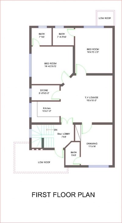 Awesome 9 Best Plan2 Images On Pinterest | House Floor Plans, Floor Plans Ground Floor Plans Best Kashmir Photo