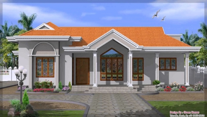 Awesome House Design In Pakistan Single Story - Youtube Single Story House Designs In Pakistan Image