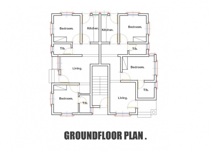 Awesome House Plan Nairaland Awesome For Your Exotic Interior And Exterior Latest Four Bedroom Floor Plan Nairaland Photo