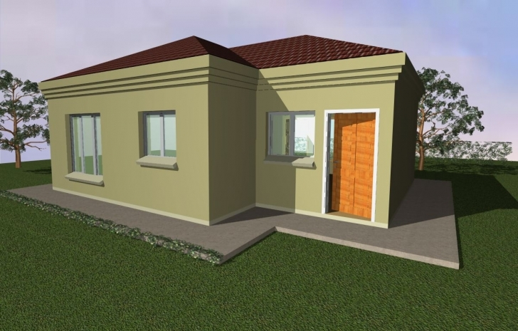 Awesome House Plans, Building Plans And Free House Plans, Floor Plans From 3d House Plans In South Africa Image