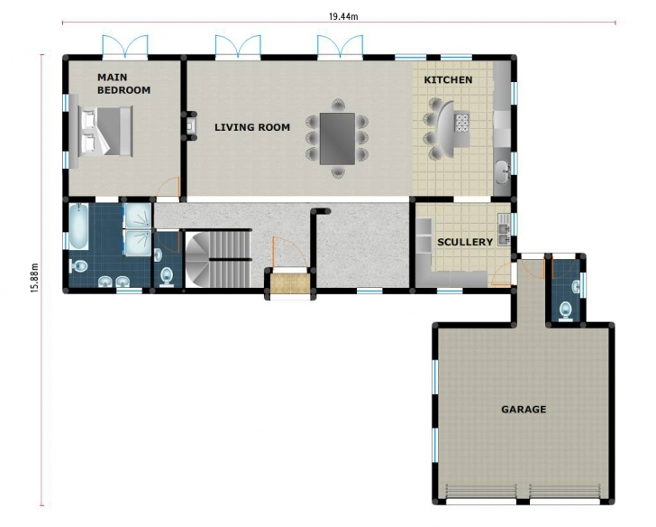 Awesome House Plans, Building Plans And Free House Plans, Floor Plans From South Africa House Plan Picture