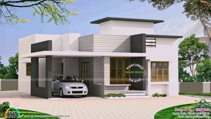 Awesome Indian Simple House Designs Single Floor - Youtube Indian Simple Home Designs Photos Image
