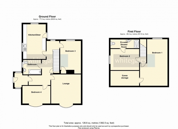 Awesome New Dormer Bungalow House Plans Uk - Home Inspiration 4 Bedroom Bungalow Plans Uk Image