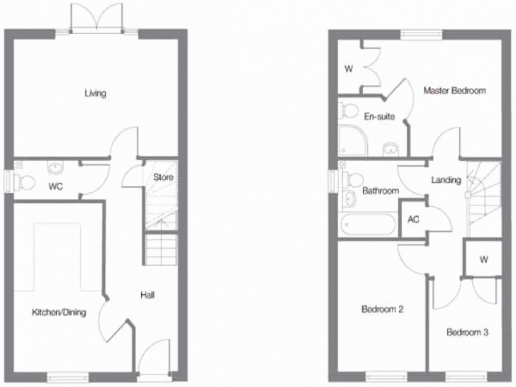 Awesome Two Bedroom House Plans Uk Beautiful 3 Bedroom House Plans Uk Simple 3 Bedroom House Plans Uk Pic