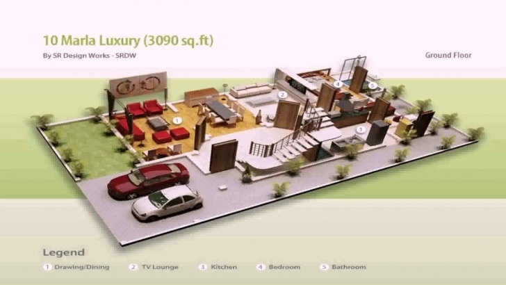 Best 15 Marla House Design In Pakistan - Youtube 15 Marla House Plan Picture
