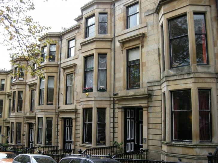Best Bowmont Terrace, Ground Floor Flat, Dowanhill, Glasgow, G12 9Lp 1 5 Bedroom Flat Glasgow Pic