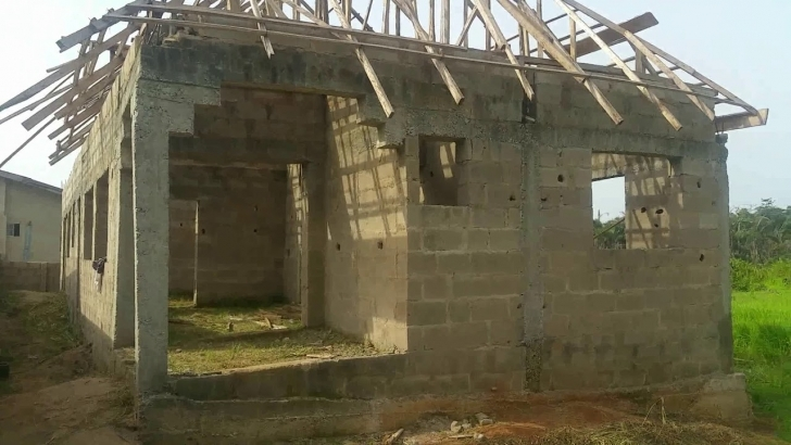 Best How To Build A Big House On A Half Plot In Nigeria - Youtube Pictures Of Houses On A Half Plot Of Land In Ghana Photo
