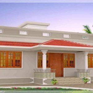 Kerala Model House Plans 1000 Sq Ft