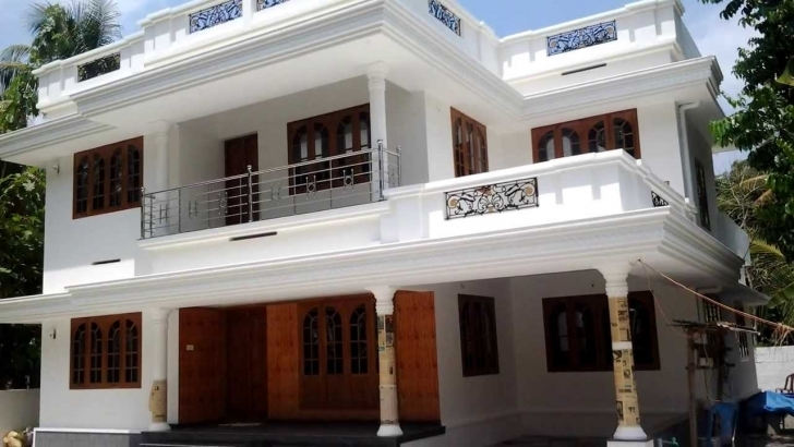 Best Luxury Latest Model House In Angamaly Kochi Kerala (Sold Out) - Youtube Kerala New Model House Images Picture