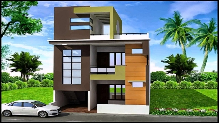 Brilliant 20X30 House Plans South Facing - Youtube Front Elevation Of Indian House 30x50 Site South Facing Picture