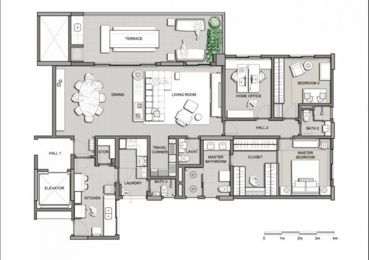 Brilliant Free Modern House Plans | House Plans Designs & Home Floor Plans Free Complete Modern House Plans Pic