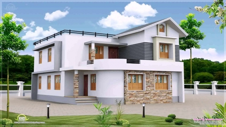 Brilliant Home Plan For 2 Cent Land - Youtube 2 Cent House Images Image