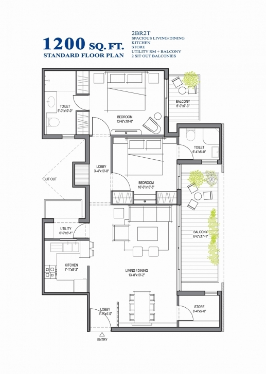 Brilliant House Plans Indian Style 600 Sq Ft Best Of Excellent 300 Sq Ft House House Plans Indian Style In 1200 Sq Ft Single Floor Pic