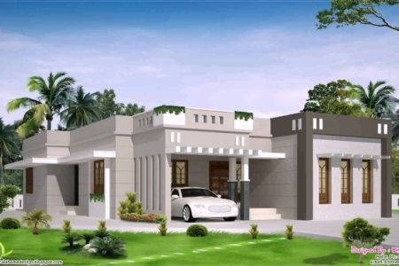 Kerala Home Design Single Floor Plan