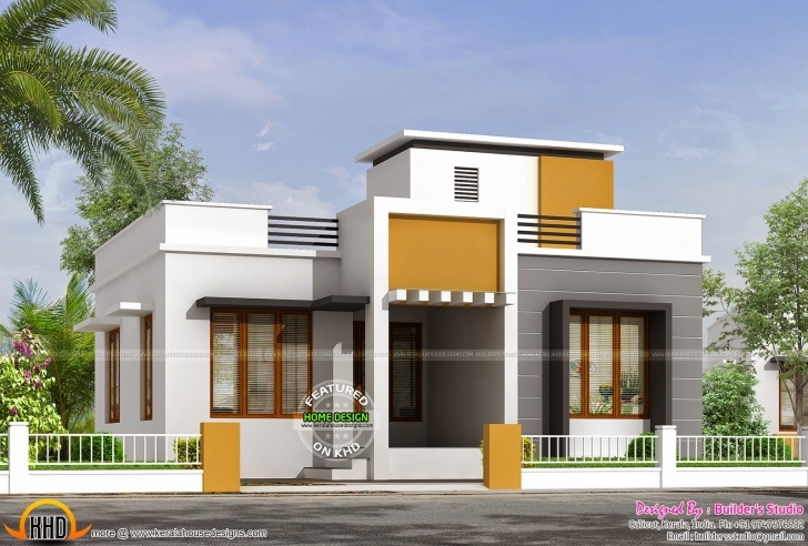 Brilliant South Indian Style House Elevation | The Base Wallpaper Single Floor House Front Elevation Designs East Facing Image