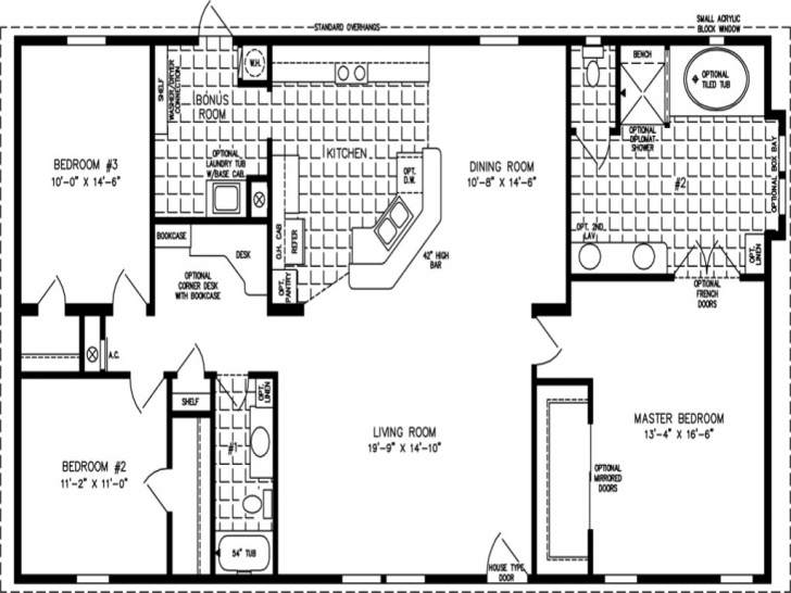 Classy 1300 Sq Ft House Plan - Home-Improvements 1300 Sq Ft House Plans 2 Story Indian Style Image