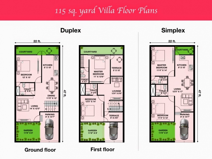 Classy 96+ House Design 15 X 30 - House Plan For 15 Feet By 50 Plot Size 83 20 X 50 House Plans Map Photo