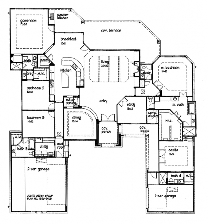 Classy Custom Floor Plans For Homes - Homes Floor Plans Custom Designed Home Plans Pic