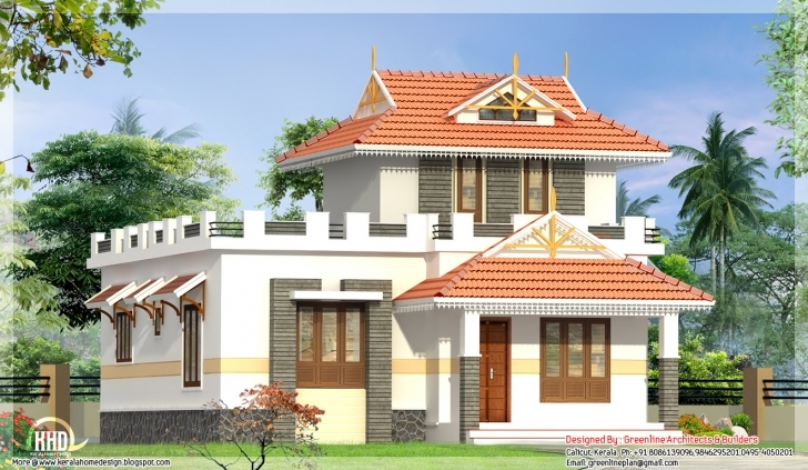 Classy Inspirations: Front Elevation Of Single Floor House 2017 Also Kerala Kerala House Design Front Elevation Photo
