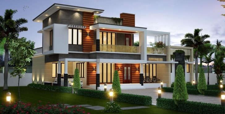 Classy New Models House - Home Array New Model House Image