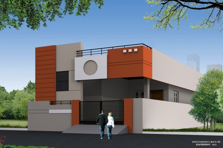 Classy Single Floor Elevation Photos | Smallest House | Pinterest | Photo Single Floor House Front Elevation Designs In Hyderabad Photo