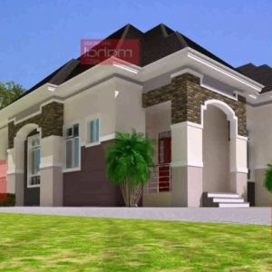 3 Bedroom Bungalow Designs In Nigeria