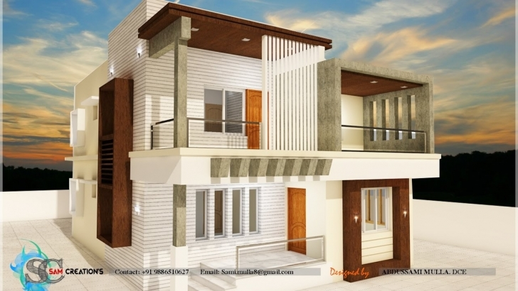 Cool Architecture Speed Built Modern House Design - Youtube Free Complete Modern House Plans Picture