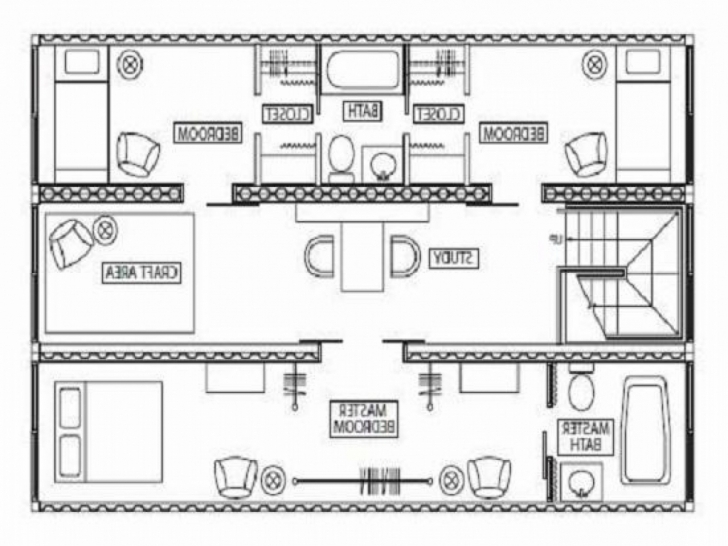 Cool Awesome As Well Lovely Shipping Container Homes Floor Plan For Well Designed Home Plans Photo