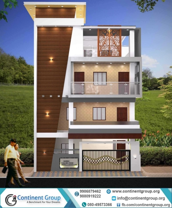 Cool Charming Duplex House Front Elevation Designs And Design Ideas Duplex House Front Elevation Designs In Bangalore Image