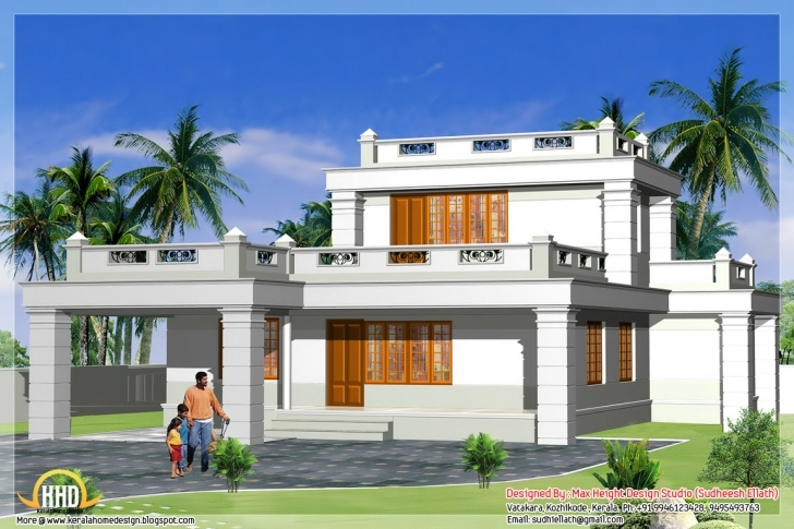 Cool House Elevation Photos | The Best Wallpaper Elevation Design For House India Ground Floor Image