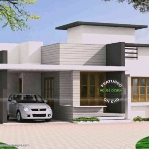 Indian Simple House Designs Single Floor