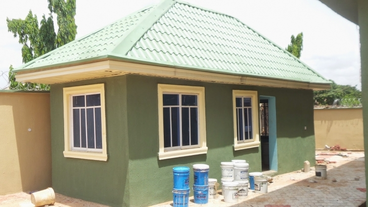 Cool Some Window Hoods Designed By Tigerkenn Homes Ltd | Amazing Viewpoints Nigeria House Fence Design Pic
