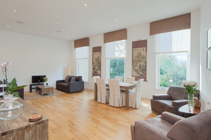 Exquisite Apartments In Glasgow - Belmont Apartments - West End, Three Bedroom Five Bedroom Flat Glasgow Pic