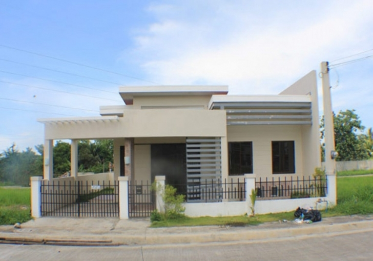 Exquisite Best Modern Bungalow House Plans In Philippines — Modern House Plan Modern Bungalow House Image