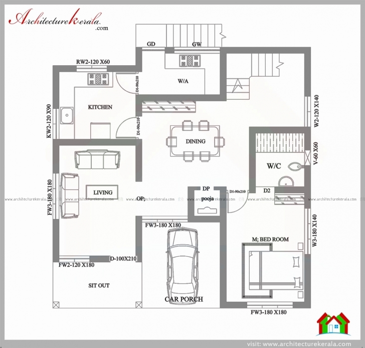 Exquisite Contemporary House Plans In 4 Cent Beautiful 93 10 Cent House Plan 4 Cent House Plan Pic